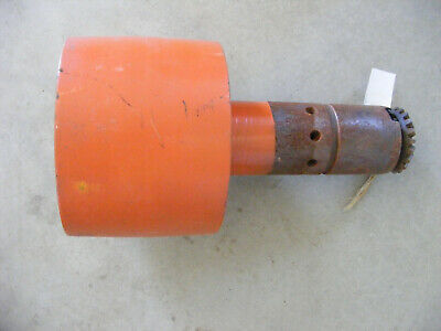 Allis Chalmers Wd Wc Wd45 Tractor Ac Good Steel Belt Pulley With Drive Gear