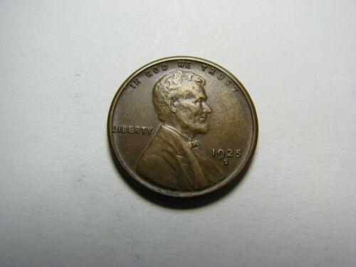 1925-S Lincoln Cent <> Extra Fine (XF)