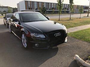 2012 Audi A4 S LINE