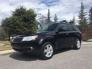 Subaru Forester 2009 X limited.