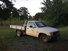 Ute - Toyota Hilux single cab 2wd petrol 2004 Silvan Yarra Ranges Preview