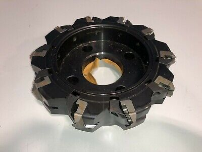 Sandvik Coromant Facemill Milling Cutter T-max Facemill 8 Dia 2-12 Hole