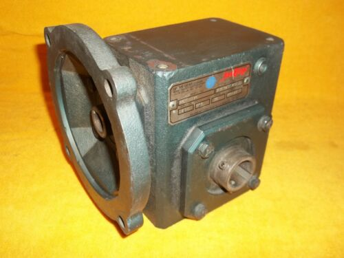 Grove Gear Flexaline HMO-1175 Gearbox Speed Reducer 30:1 30/1 Ratio 56C