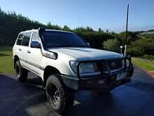 1998 Toyota LandCruiser Wagon Tootgarook Mornington Peninsula Preview