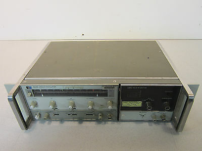 Hp 8620c Sweep Oscillator 8621b Rf Powercord Hardware Incl Option K05 001