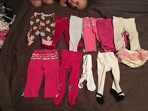 6-9/12 month baby girl clothes