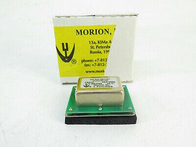 Morion Mv197 10mhz 12v Square Wave Ocxo Crystal Oscillator