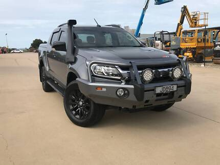 MY17 2016 Holden Colorado Z71 4x4 Automatic