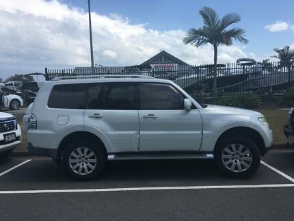 2008 Mitsubishi Pajero Exceed / Turbo diesel / Auto/ Luxury Labrador Gold Coast City Preview