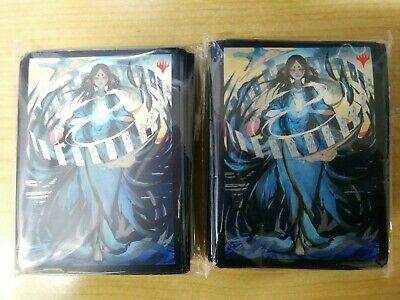 MTG, Strixhaven, APAC Promo, Alternate Art Sleeves 60 Count x 2 EA: Time Warp