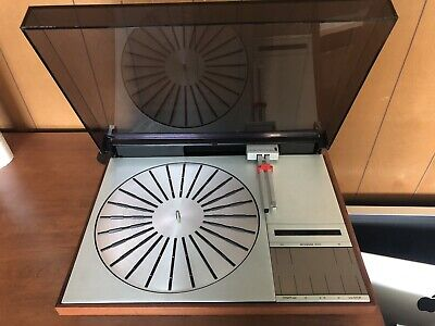 BANG & OLFSON BEOGRAM 4002 GR4002/TYPE 5513/NO. 1311061-EVALUATE AND SERVICED