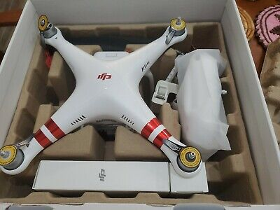 DJI Phantom 3 Standard Quadcopter with 2.7K Camera -Not in any degree Flown!