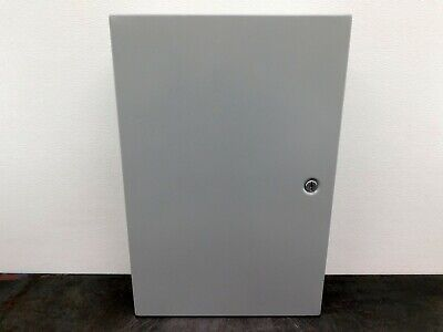 Hoffman Electrical Enclosure A20n16alp 24x16x6 Electric Box Cutout Box