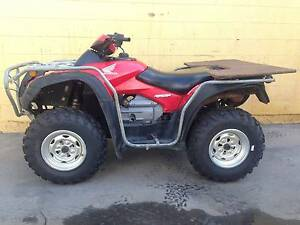 2008 Honda TRX 680 Rincon 4WD Quad Idalia Townsville City Preview