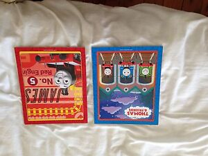2 x Thomas the tank engine puzzles Balgowlah Heights Manly Area Preview