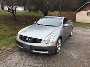 2003 Infiniti G35 6MT Coupe