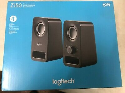 Used, Pair of Logitech Z150 MultiMedia Stereo Speakers for sale  Shipping to South Africa