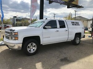 2014 Chevrolet LT 1500 4 door 4x4 4.3L