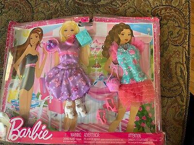 Barbie Fashionistas 2 New Outfits