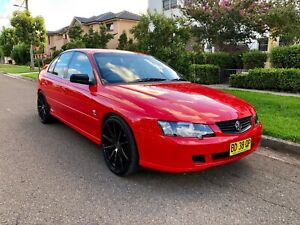 2004 Holden Commodore VY 5.7L V8 LS1 4 Speed Automatic Sedan