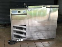 Steelfort stainless steel chest freezer 250l East Kurrajong Hawkesbury Area Preview