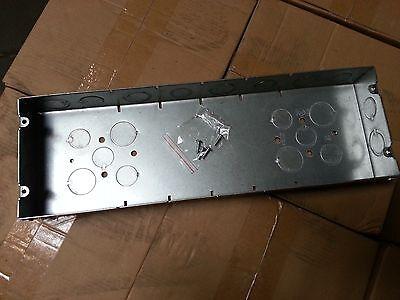 "(10 pc) NEW Six 6 Multi Gang Device Rough house Box 1-5/8"" Deep 1/2"" 3/4"" KO's"