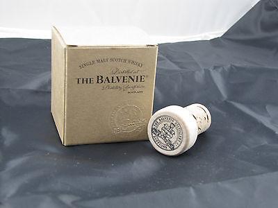 The BALVENIE Single Malt Scotch Whisky Cork Design 4G USB NEW with Box segunda mano  Embacar hacia Argentina