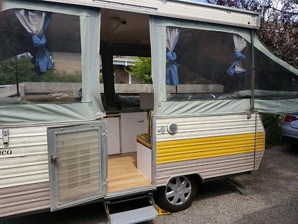 Jayco Dove Camper Trailer in Excellent Condition