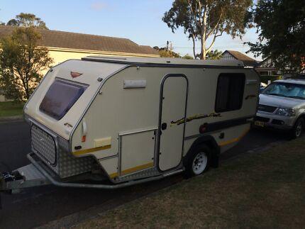Off Road Caravan - great condition - 2007 Jurgen West Perth Perth City Preview