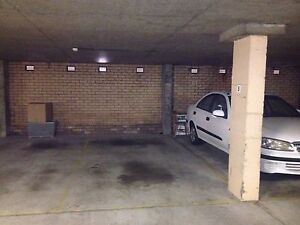 Car parking in a secure lock up garage, North Sydney North Sydney North Sydney Area Preview
