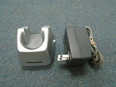 Panasonic KX-TD7690 Wireless Telephone - CHARGER WITH POWER SUPPLY ONLY for sale  Shipping to India