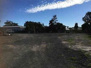 Caravan, Boat, Trailer, Storage Yard Maryborough Fraser Coast Preview