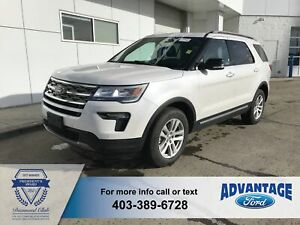2018 Ford Explorer XLT Clean Carfax - Leather - Nav