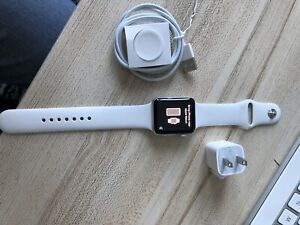 Apple Watch serie 3 cellaire/gps