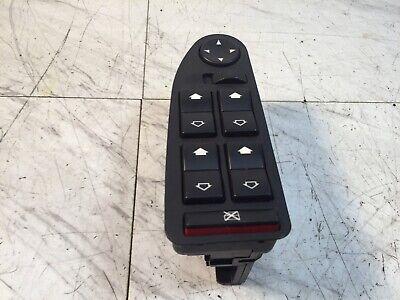 ✅ 2001-2003 BMW 525i 530i 00-03 540i M5 Driver Master Power Window Switch Oem