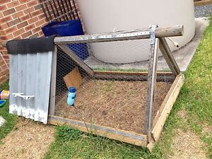 Rabbit hutch Bolwarra Heights Maitland Area Preview
