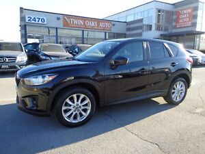 2014 Mazda CX-5 GT|AWD|NAVI|BACK-CAM|LEATHER|ROOF|AWD