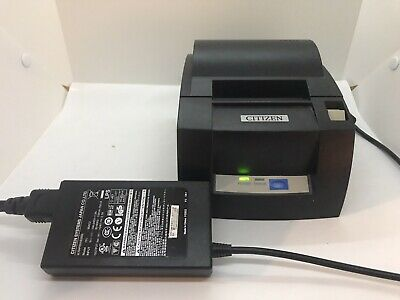 Citizen Ct-s310a Pos Usb Thermal Receipt Printer With Power Adapter