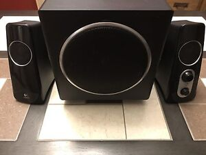 Logitech Z523 speaker system for sale.