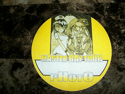 Gorillaz Rare Cloth Pass Damon Albarn Jamie Hewlett Blur Bobby Womack The Clash