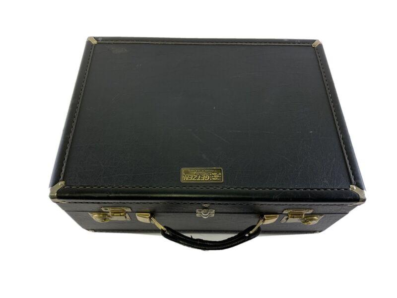 Excellent Vintage Getzen Leather Cornet Case