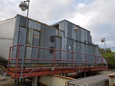 Munters Cargocaire HCE-30000 Desiccant Dehumidifier HEPA filter 30,000 CFM