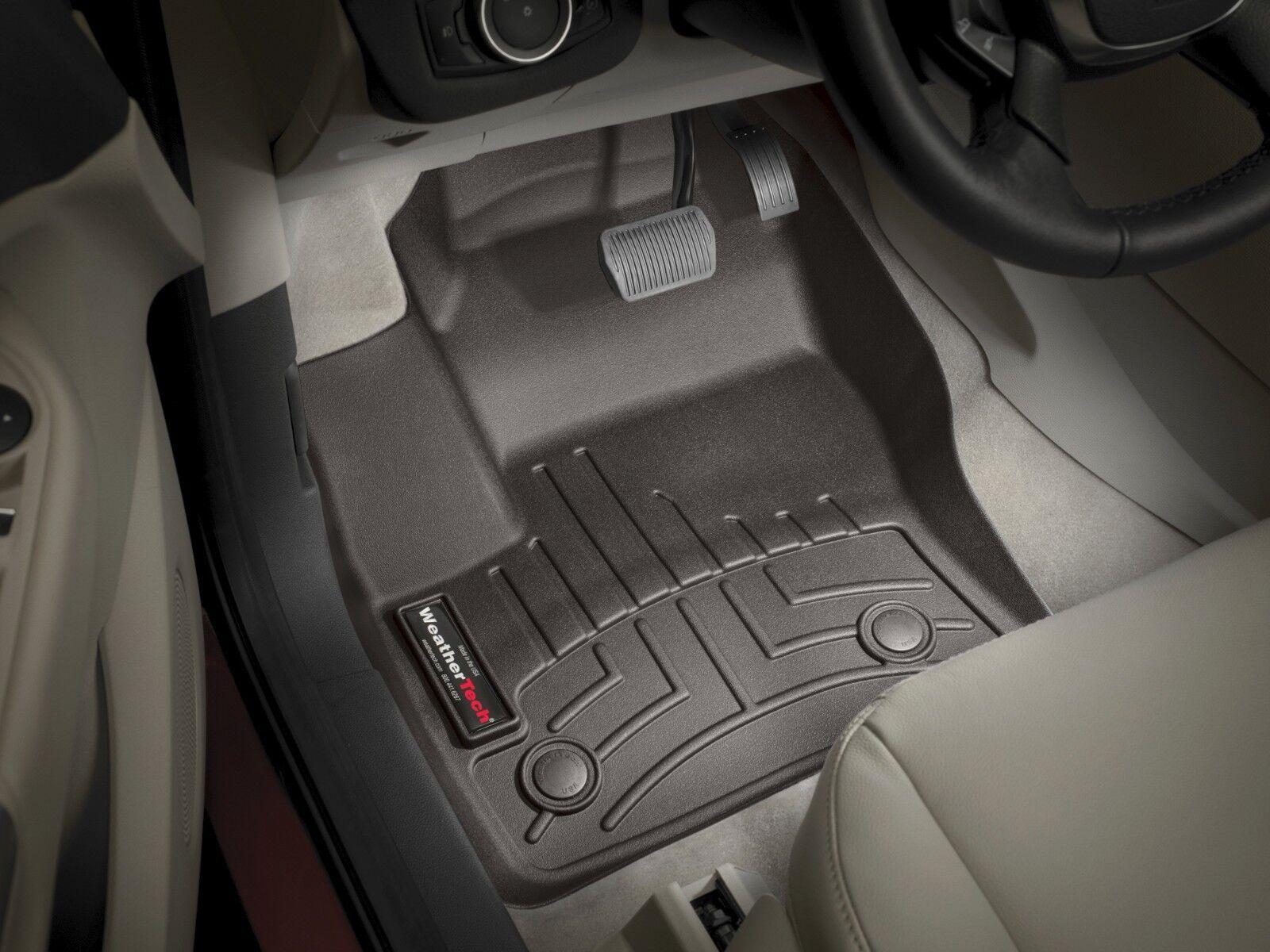 Weather Tech Mats >> WeatherTech Car Floor Mats FloorLiner for Lincoln MKC ...