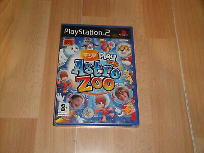 EYE TOY PLAY ASTRO ZOO PARA SONY PLAY STATION 2 PS2 SIN...