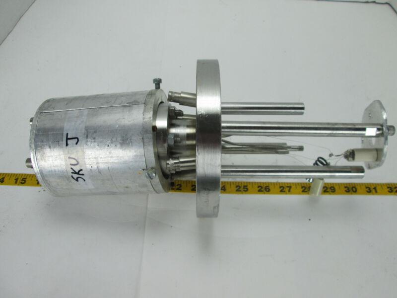 Varian Analytical Test Equipment Science Laboratory Industrial Monitor SKU J S