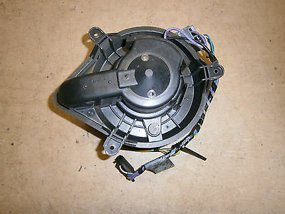 heater motor fan blower renault master movano interstar 2.2 2.5 dci 99 to 03 van