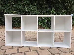 4 x 2 Cube bookcase Manning South Perth Area Preview