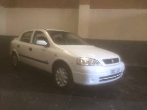 2001 Holden Astra Sedan AUTOMATIC Epping Whittlesea Area Preview