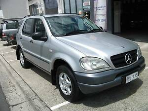 2000 Mercedes-Benz ML Wagon Ringwood Maroondah Area Preview