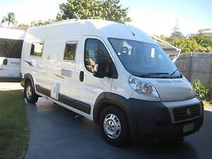 Camper Fiat Ducato 2011 West Woombye Maroochydore Area Preview
